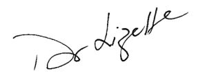 Dr Lizette signature