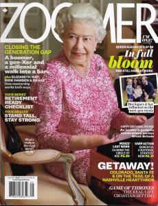 Dr. Lizette Lourens in Zoomer Magazine