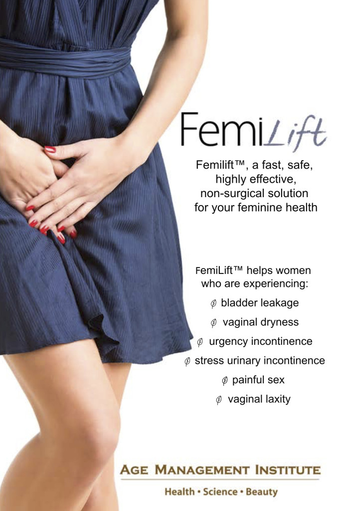 FemiLift brochure page 1